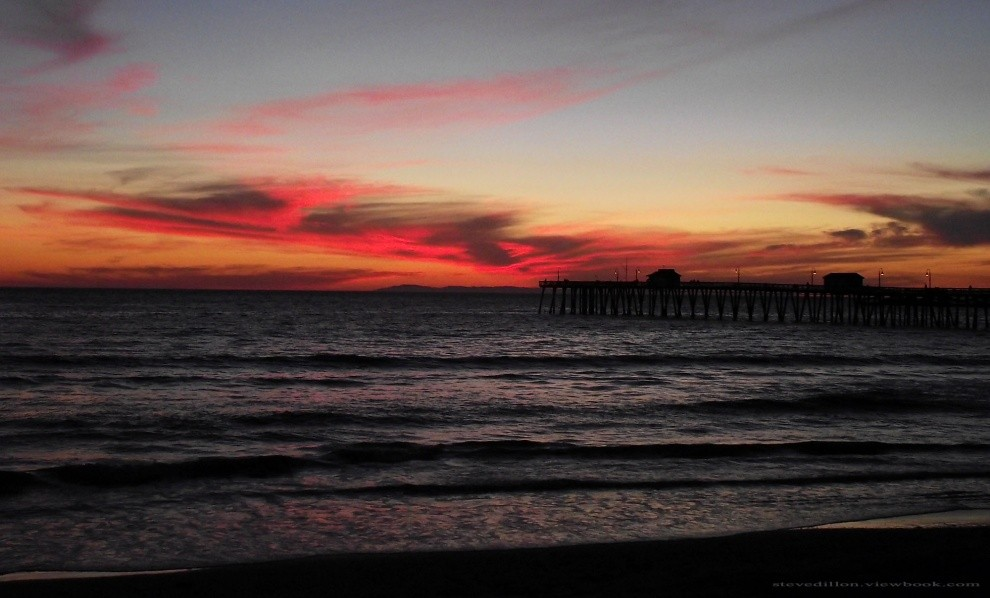 Steve Dillon Photo's photo of San Clemente Pier