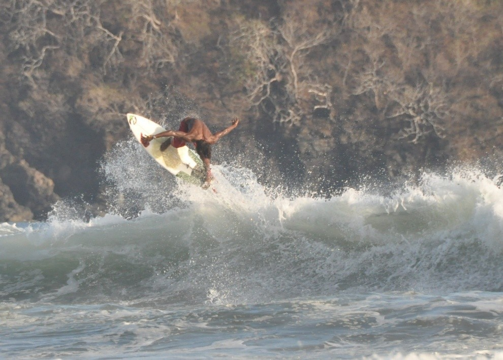 Trey Bones's photo of Playa Venao