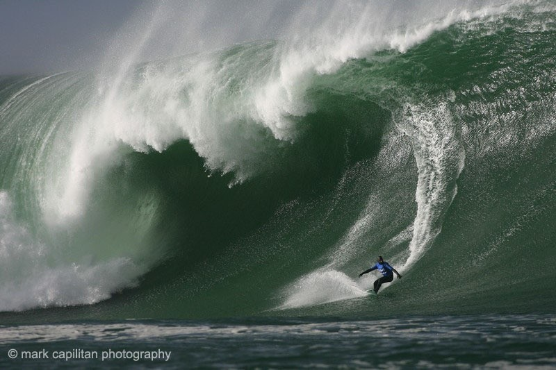 Captain's photo of Mullaghmore Head