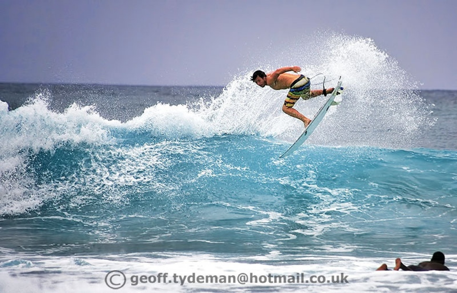 Geoff Tydeman's photo of South Coast