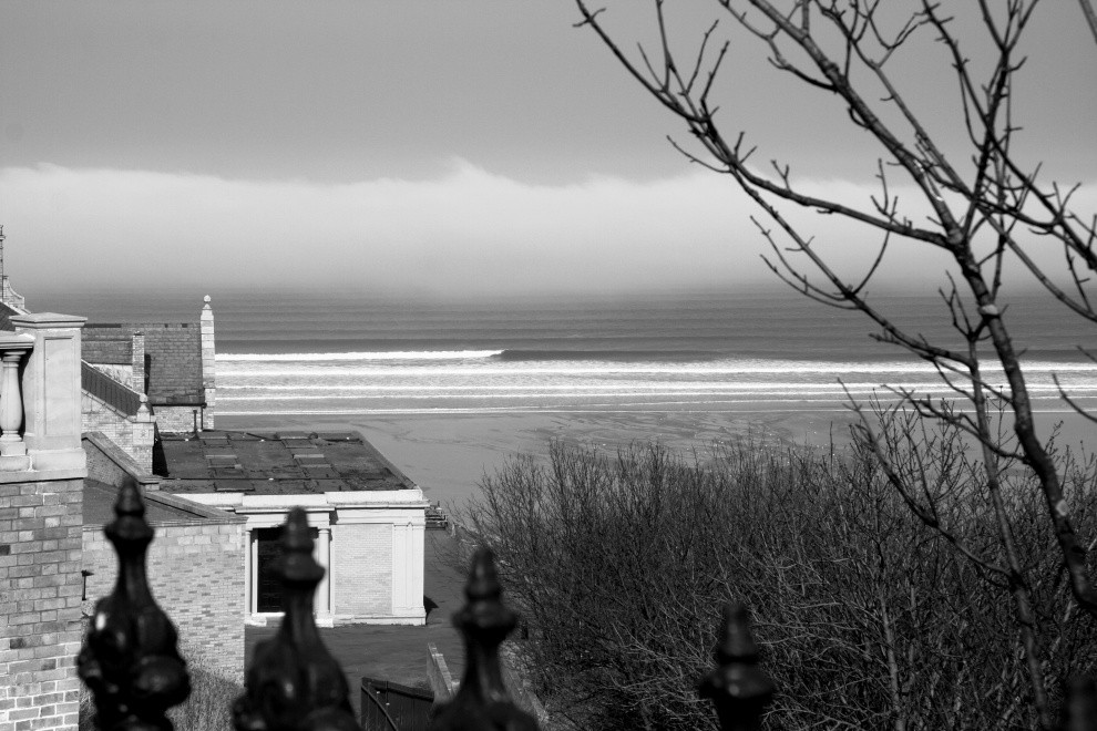 Visionary Surfboards 's photo of Saltburn Beach
