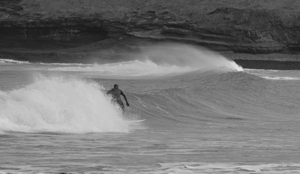 Oriel surfer's photo of Bundoran - The Peak