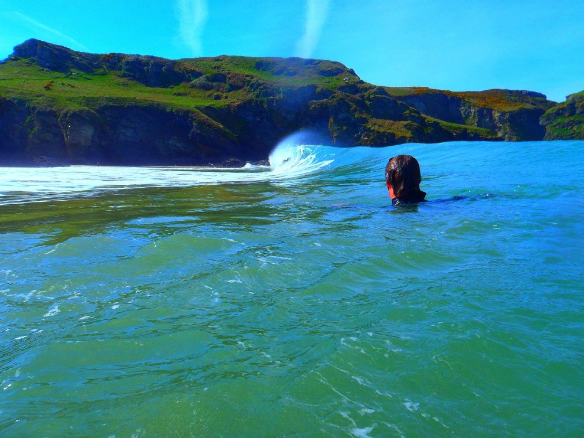 Gil Hogarth's photo of Bude - Crooklets