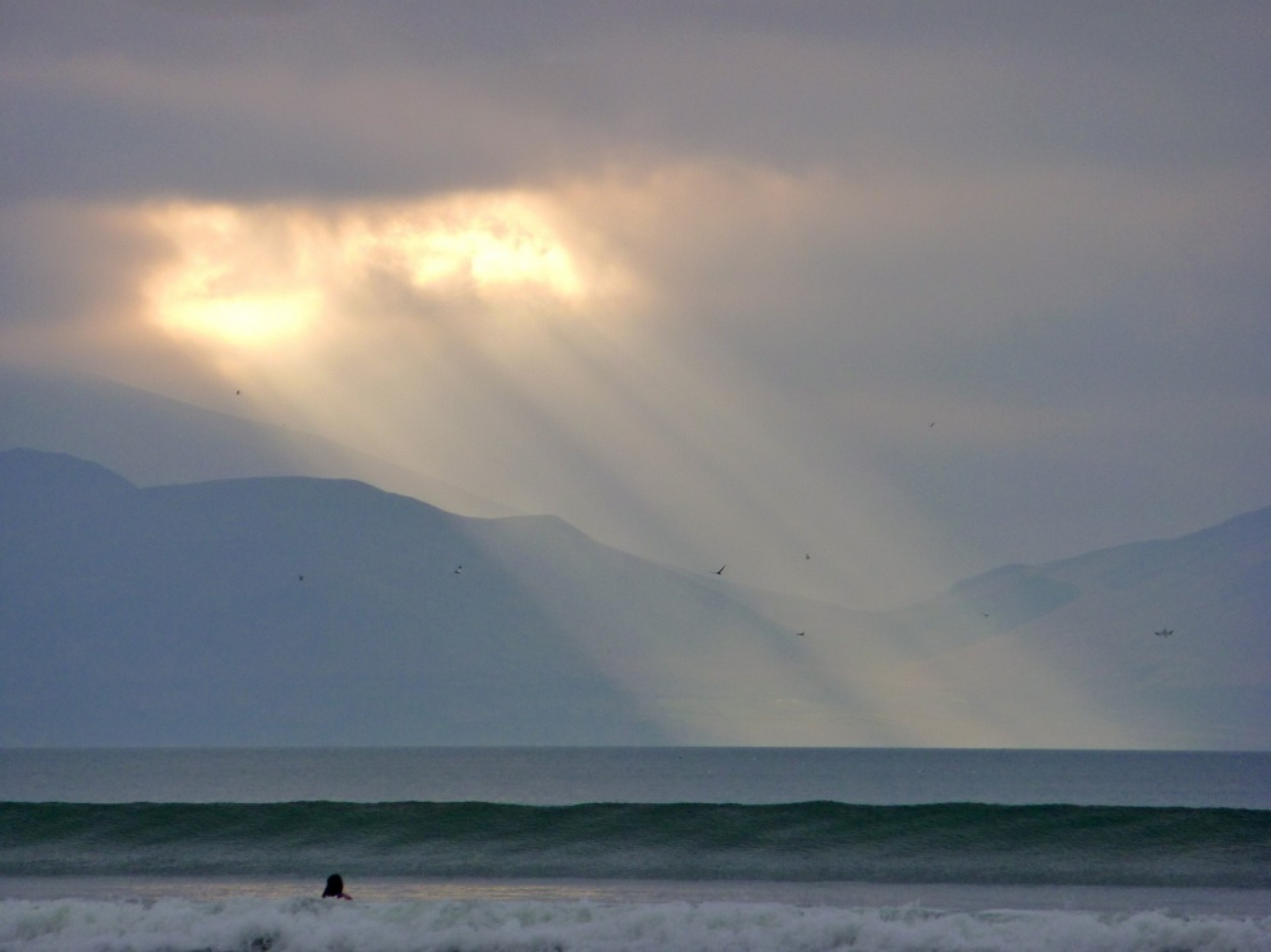Oriel surfer's photo of Inch Strand
