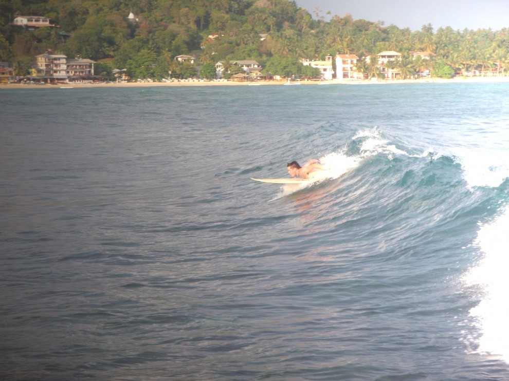 OllieFarrell's photo of Unawatuna Bay