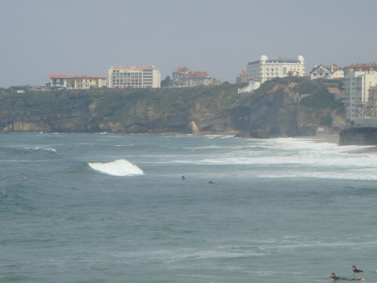 simbo's photo of Biarritz Grande Plage