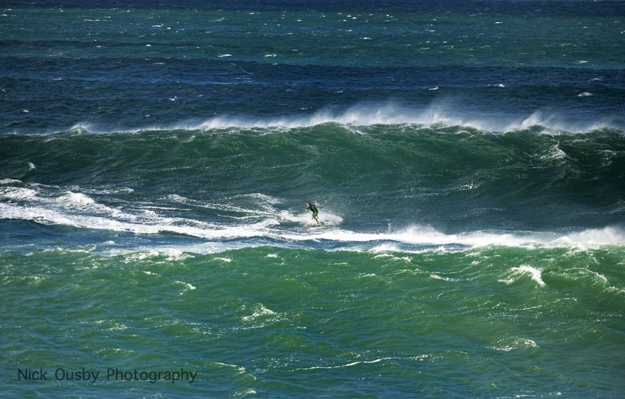 TruroSurfer's photo of Newquay - Cribbar
