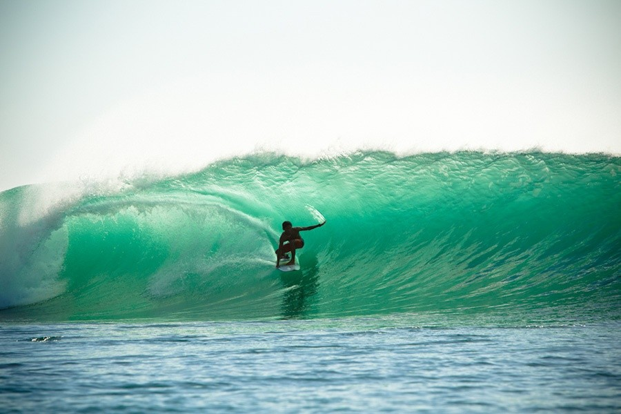 Ed Magicseaweed's photo of Padang Padang