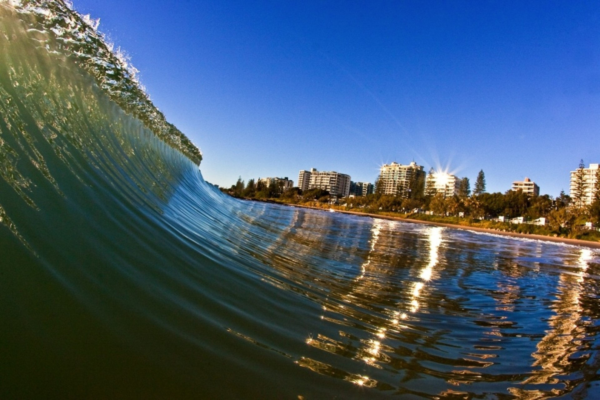Sunshine Surf Safari's photo of Coolum Beach