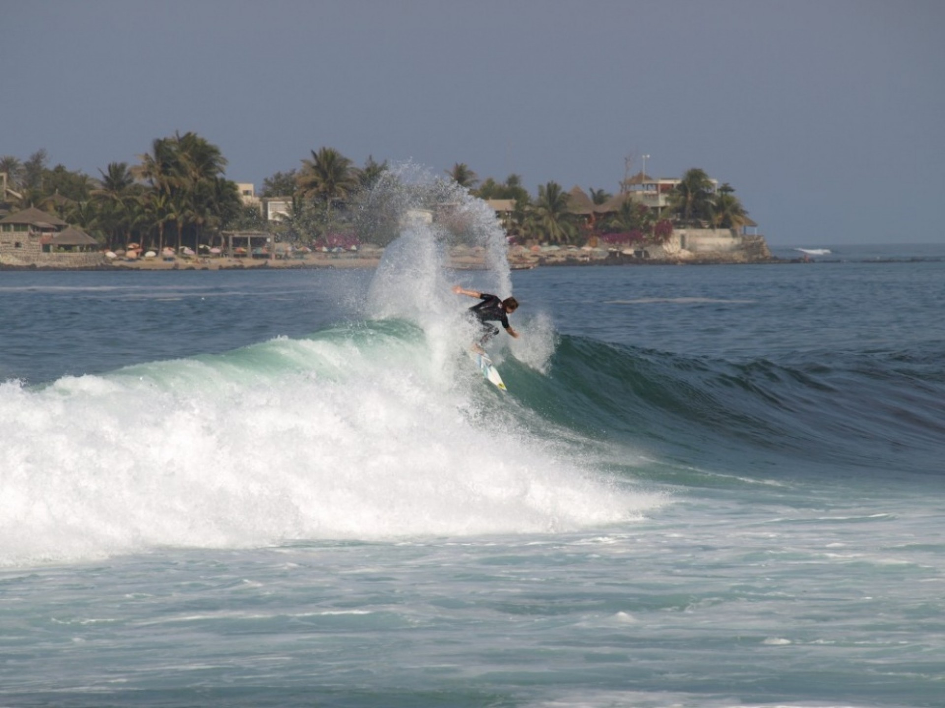 N Gor Island Surfcamp's photo of Baie des Carpes