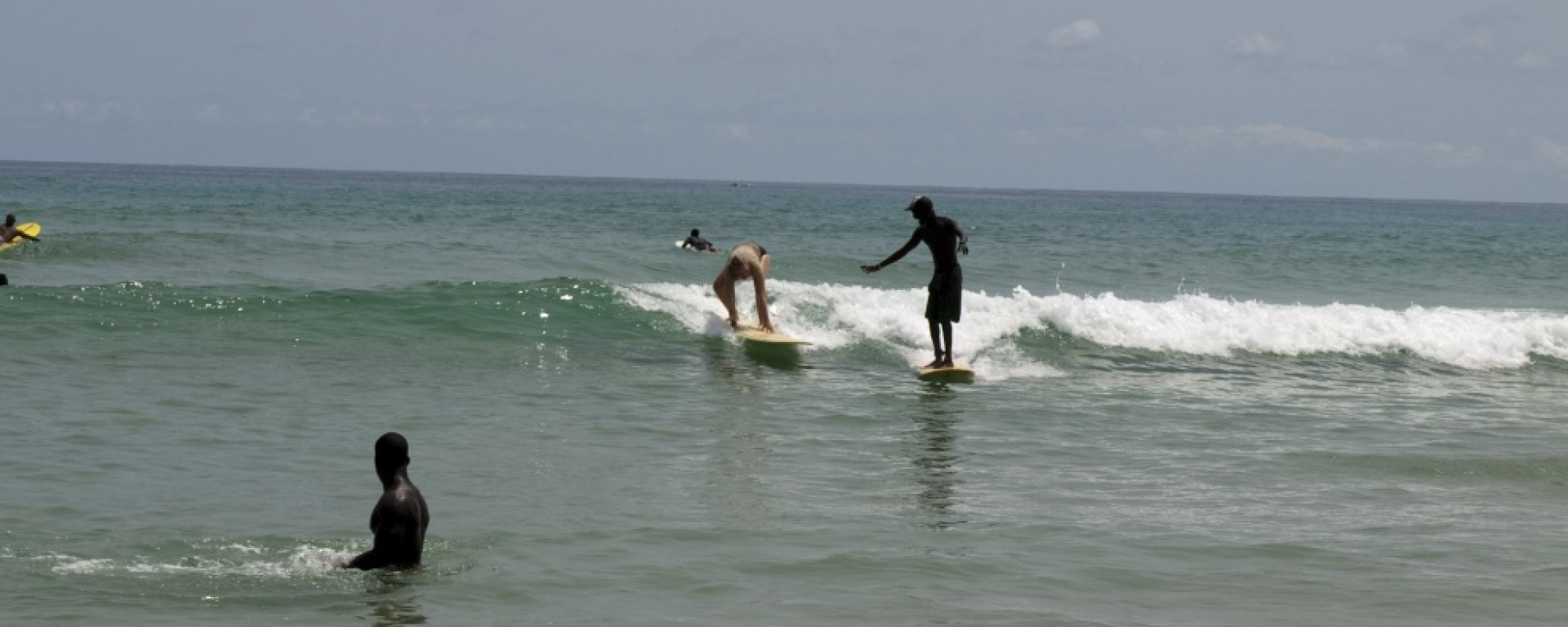 N Gor Island Surfcamp's photo of Yoff Beach