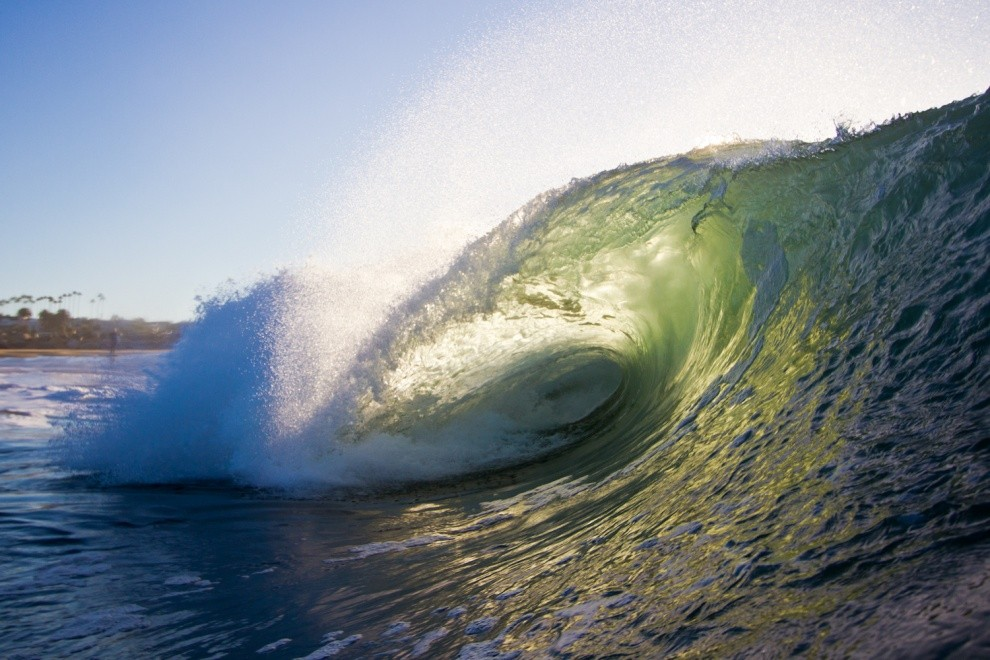 Geoff Glenn's photo of The Wedge