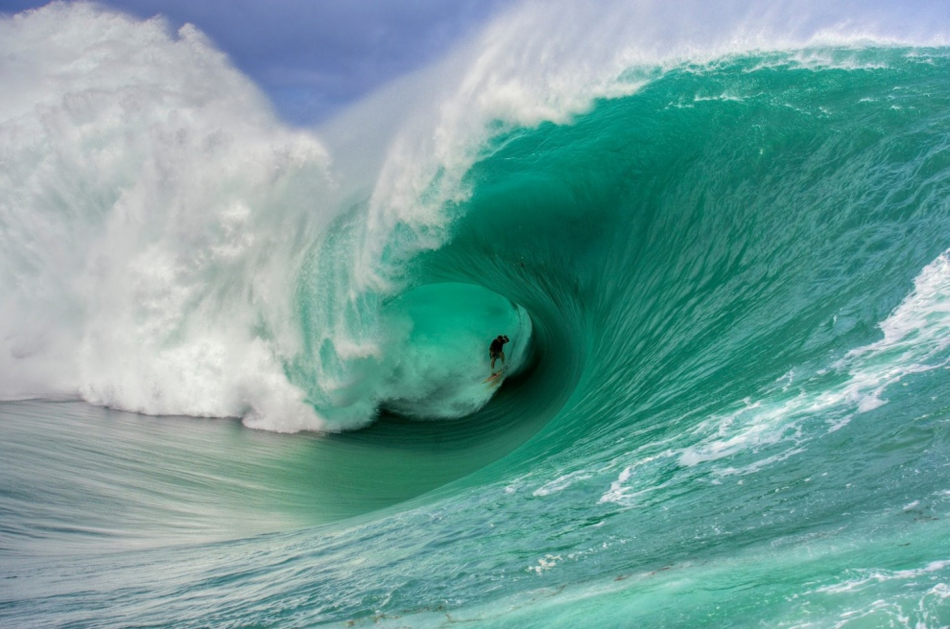 Billabong XXL's photo of Teahupoo