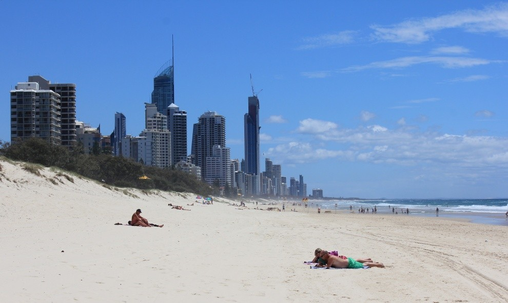 Get Joggly's photo of Surfers Paradise (Gold Coast)