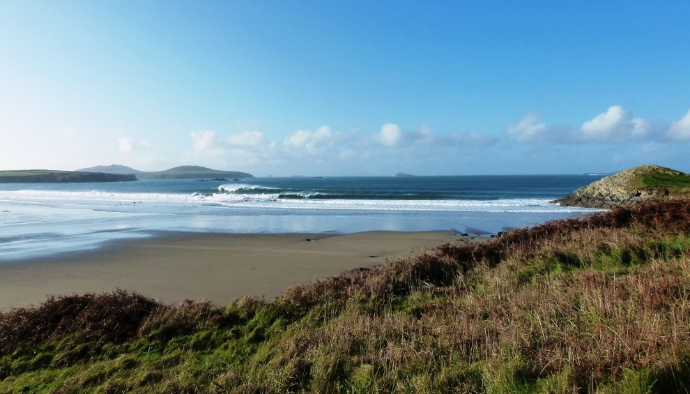 chanty's photo of Whitesands Bay