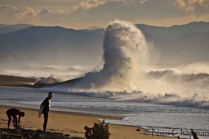 Nico Chapman's photo of Hossegor (La Graviere)