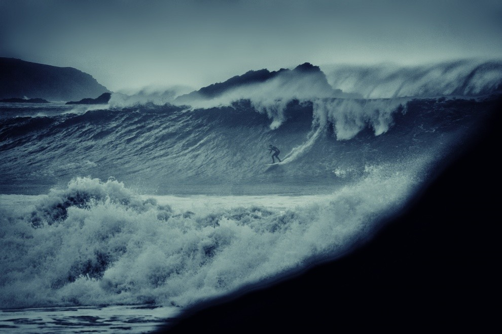 Tony Plant's photo of Newquay-  Little Fistral