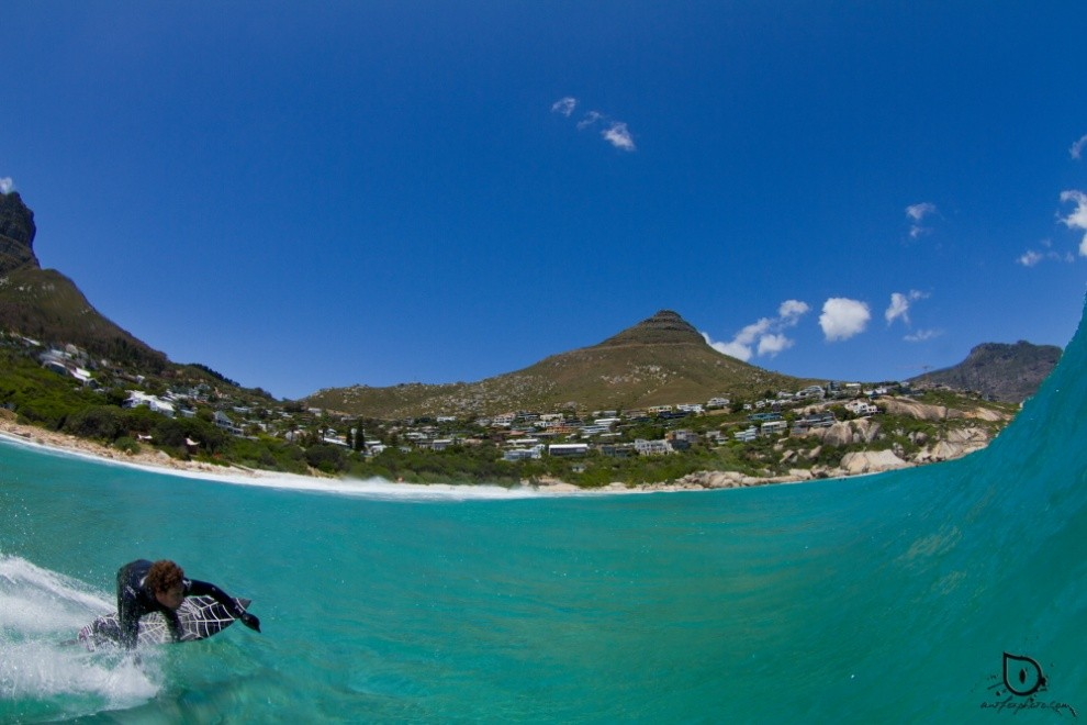 Ant Fox's photo of Cape Town