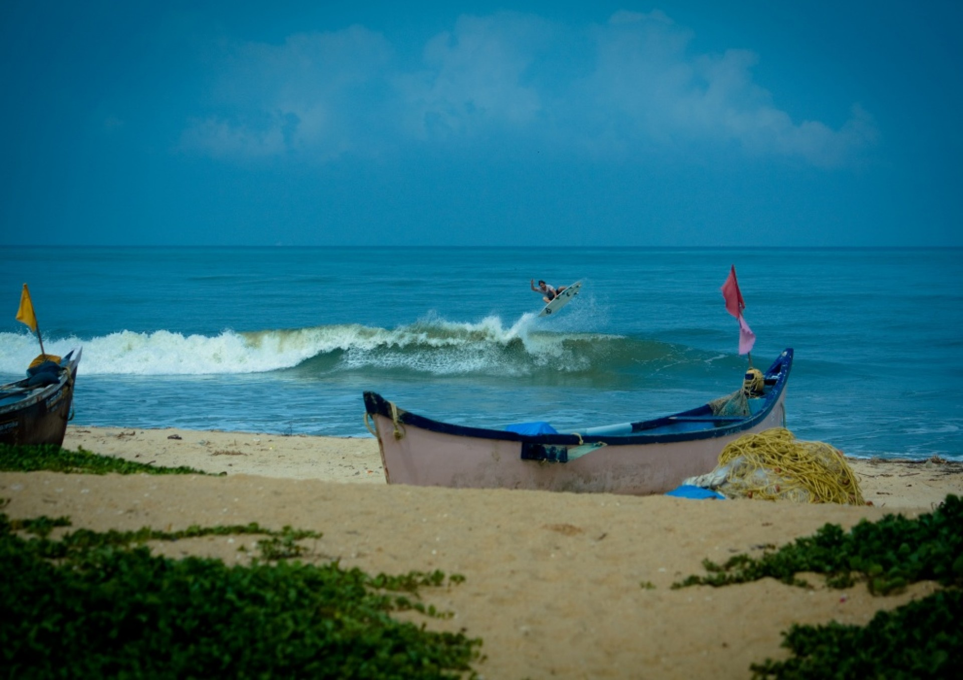 Dustin Ellison's photo of Mangalore Port