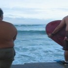 Video of Queens/Canoes (Waikiki)