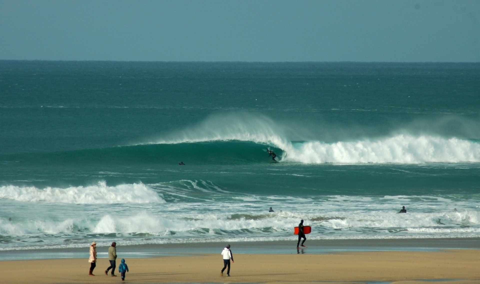 Gomas's photo of Newquay - Fistral North