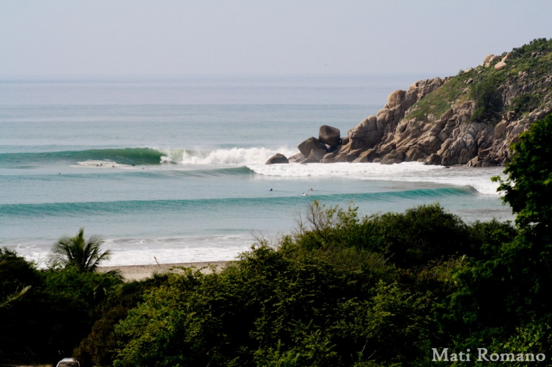 Mati Romano's photo of Punta Conejo