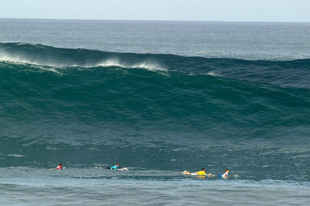 Ed Magicseaweed's photo of Pipeline & Backdoor