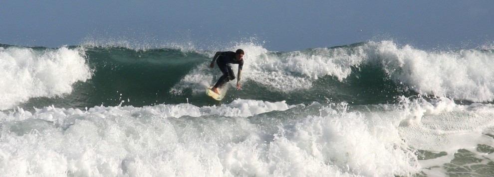 will king's photo of Newquay - Tolcarne Wedge