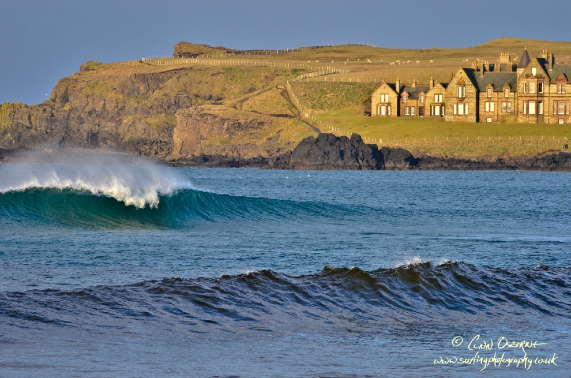 Conn Osborne's photo of Portrush