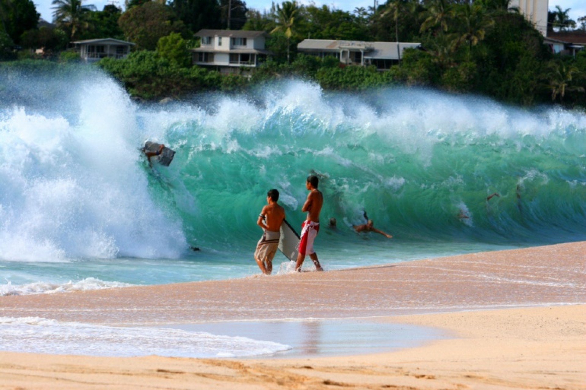 DigitalQuiver's photo of Waimea Bay