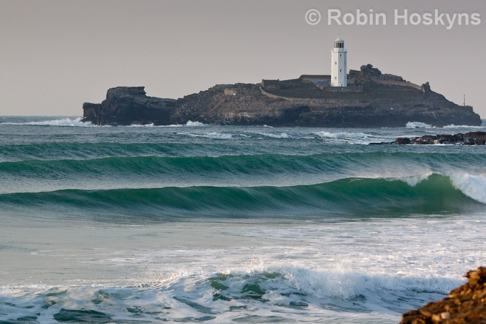 Biosphere's photo of Godrevy