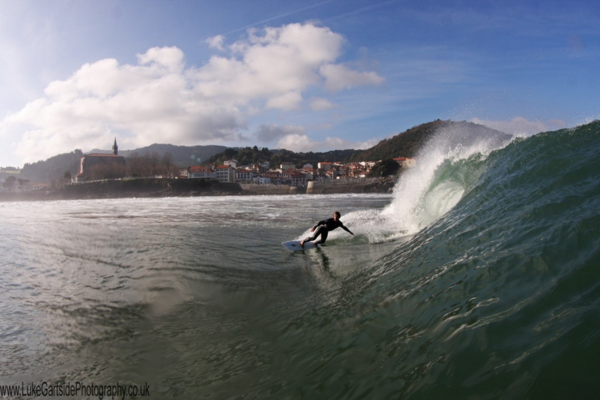 Luke Gartside's photo of Mundaka