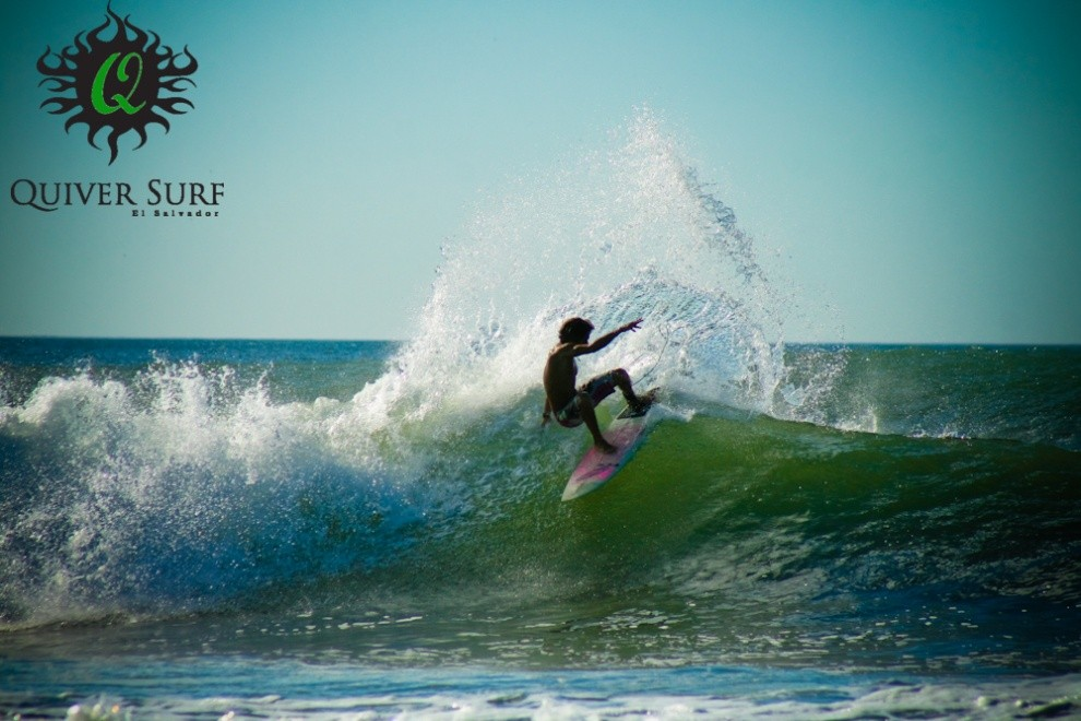 Quiver Surf El Salvador's photo of La Bocana