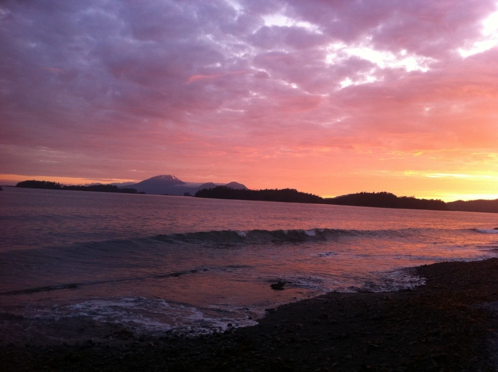 Lucas Johnson's photo of Sandy Beach - Sitka, Alaska