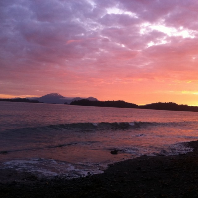 Photo of Sandy Beach - Sitka, Alaska