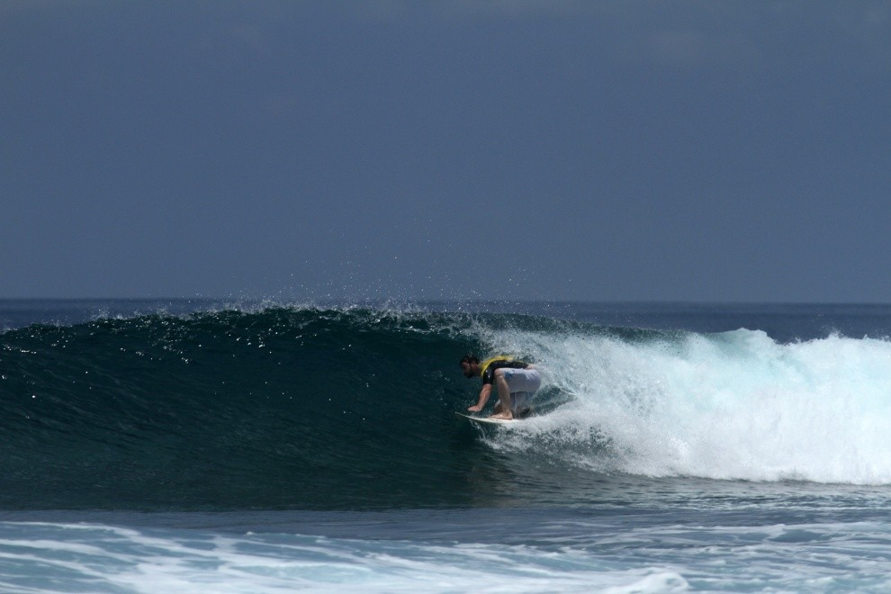 Poontang surfer's photo of Kandooma Right