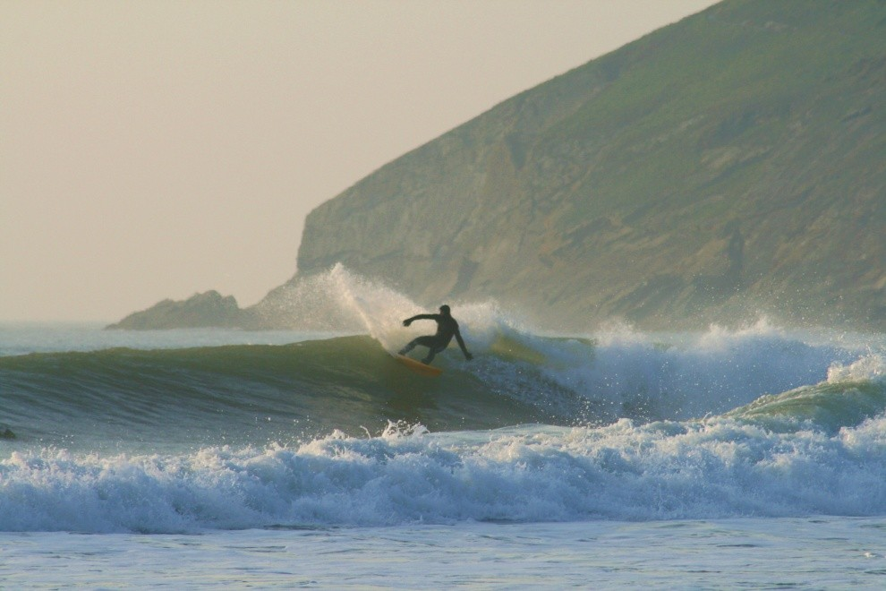 surflit's photo of Croyde Beach