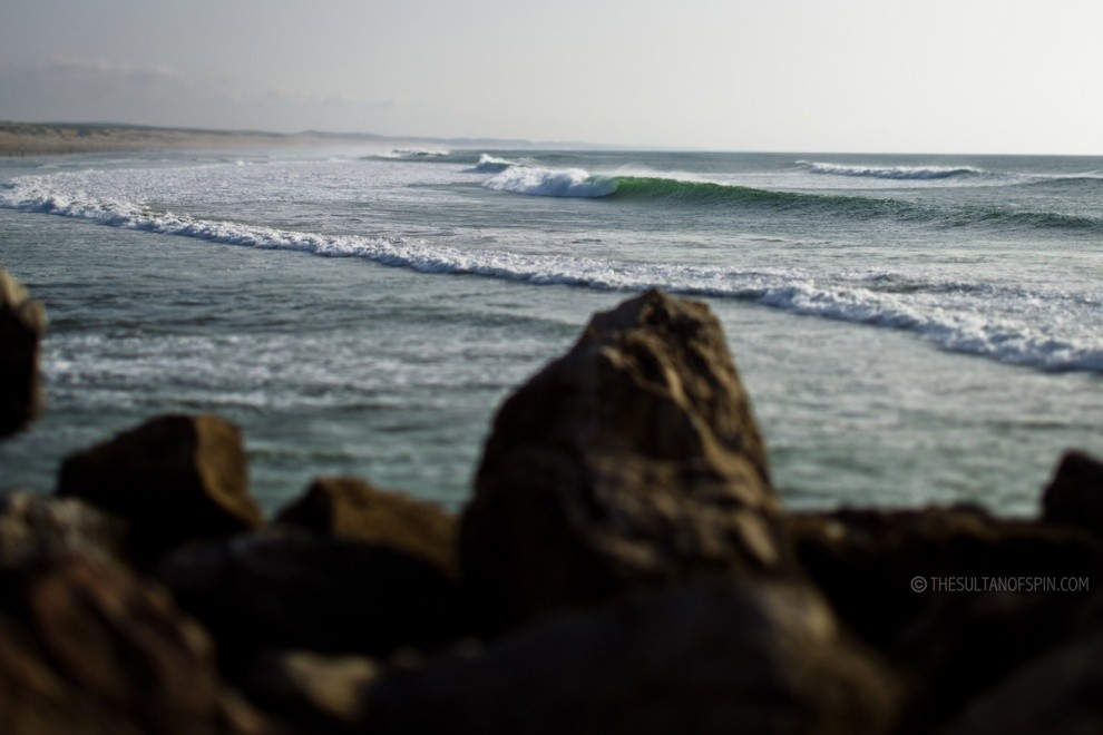 www.thesultanofspin.com's photo of Mehdya Plage