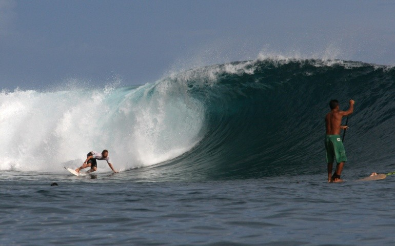 damzu's photo of Teahupoo