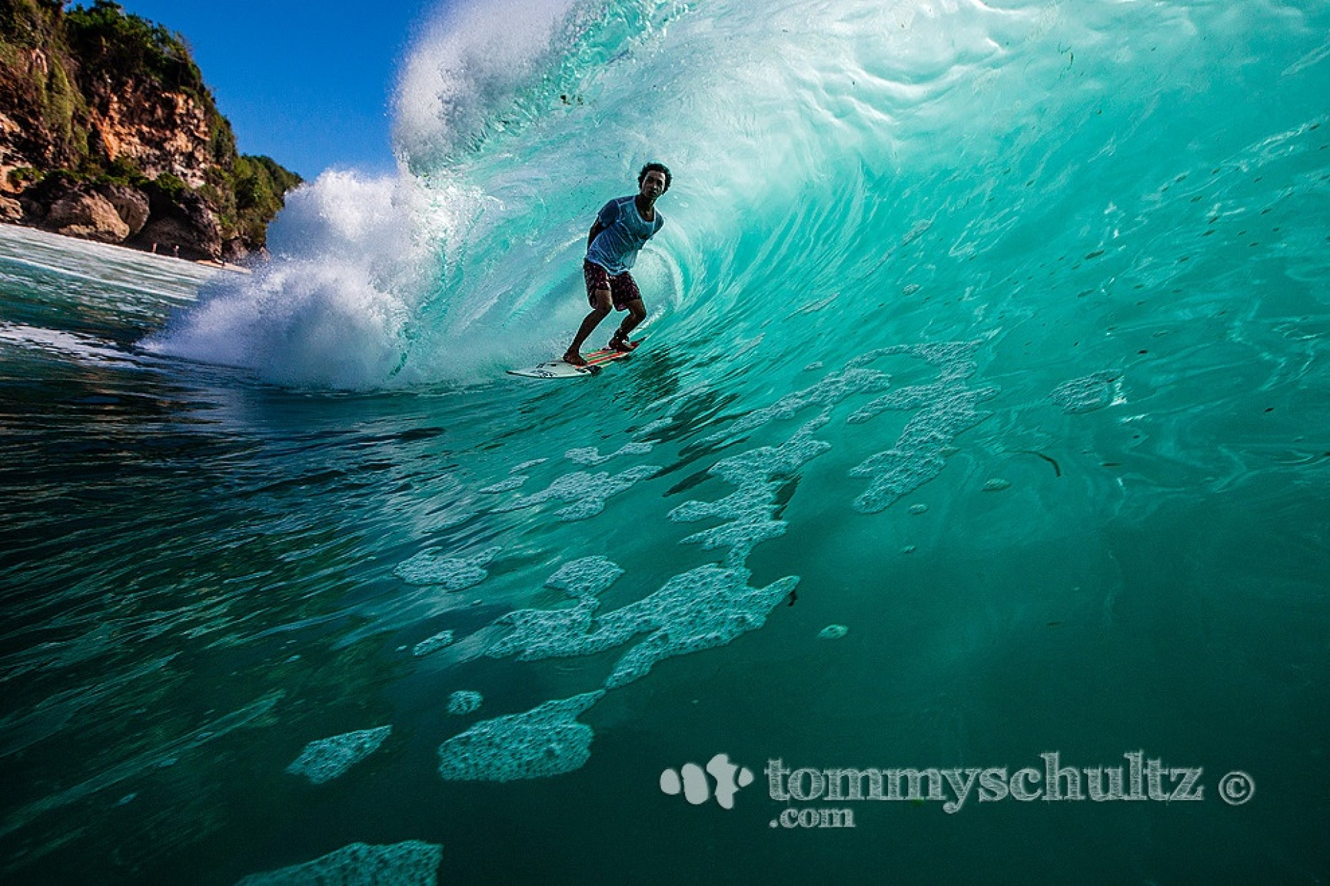 tommyschultz's photo of Padang Padang
