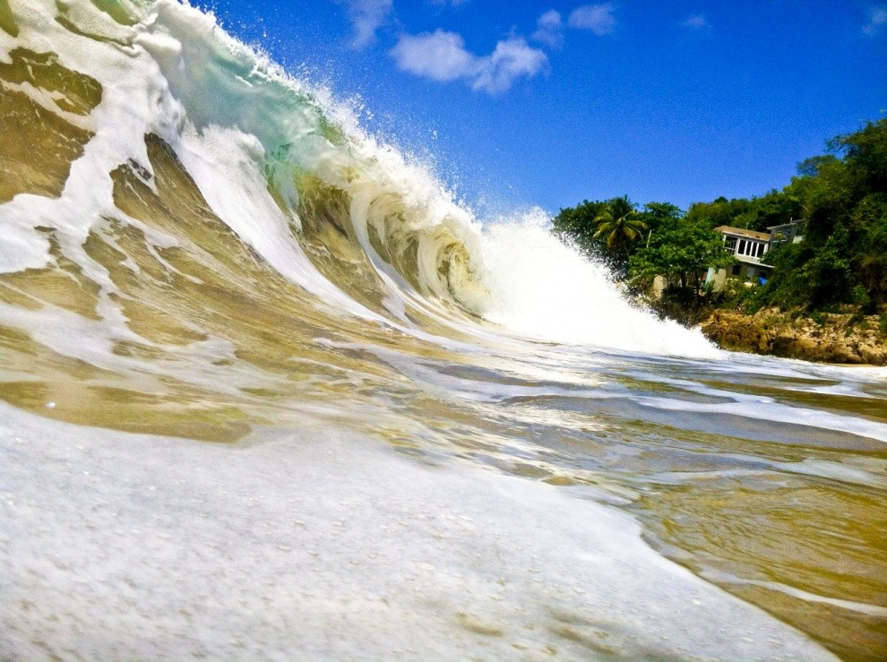 jagould's photo of Surfers Beach (Puerto Rico)