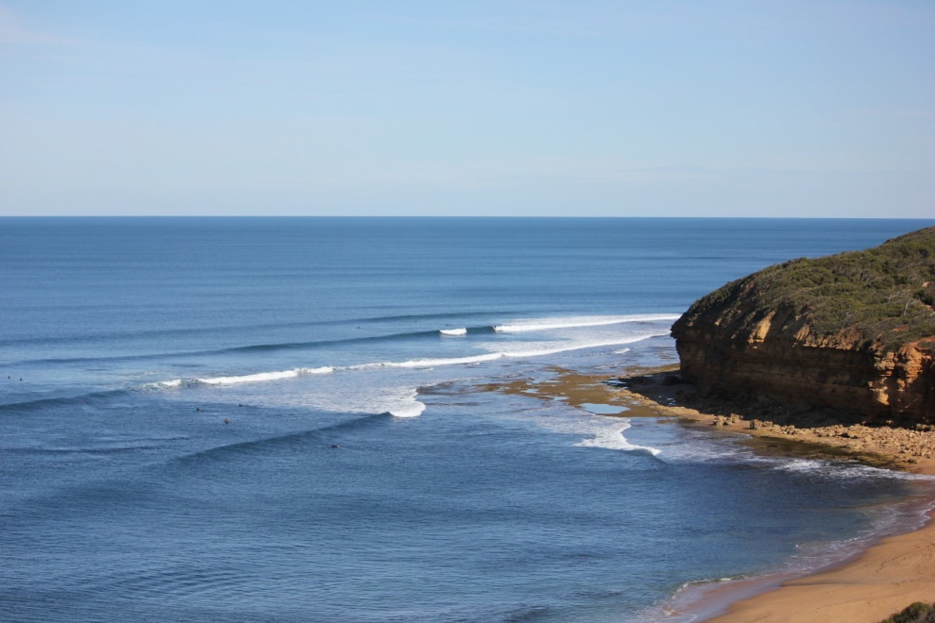 Mathew Dooling's photo of Bells Beach