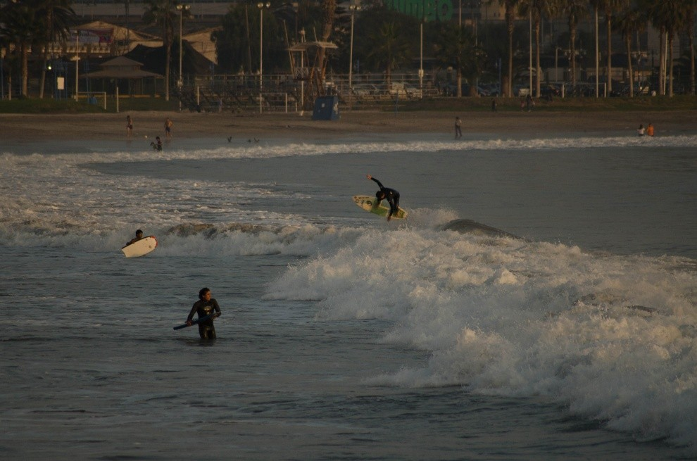 jou's photo of Playa Cavancha (Iquique)