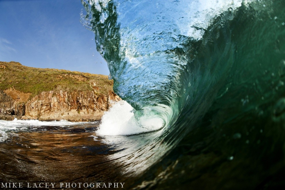 Mike lacey's photo of Praa Sands