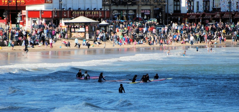Nev Brinnen's photo of Scarborough - South Bay