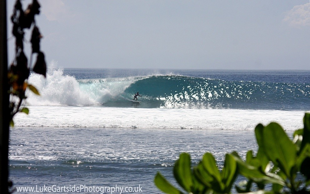 Luke Gartside's photo of Desert Point