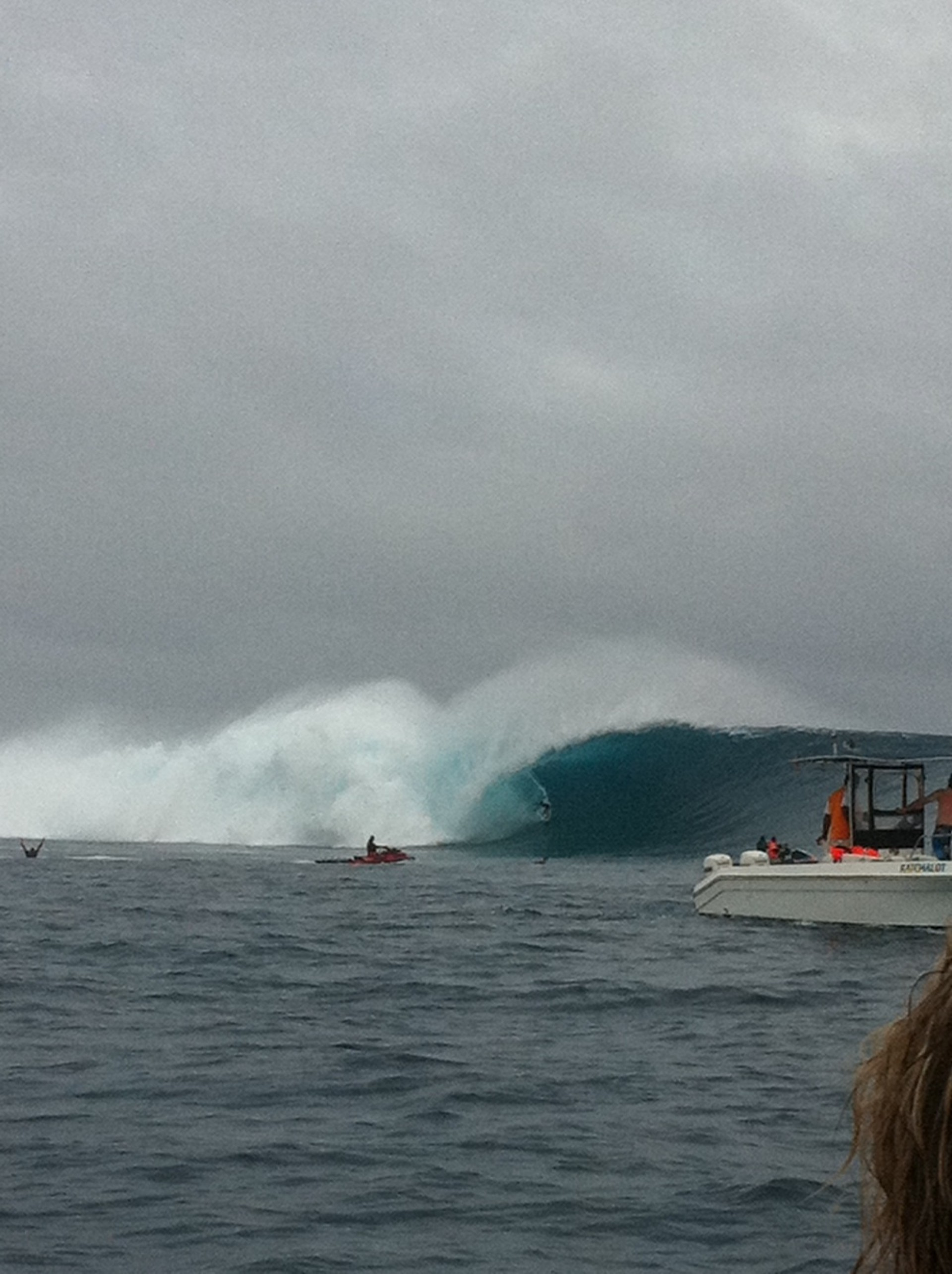 becsjade's photo of Tavarua - Cloudbreak