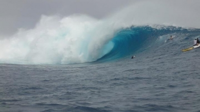 Photo of Tavarua - Cloudbreak