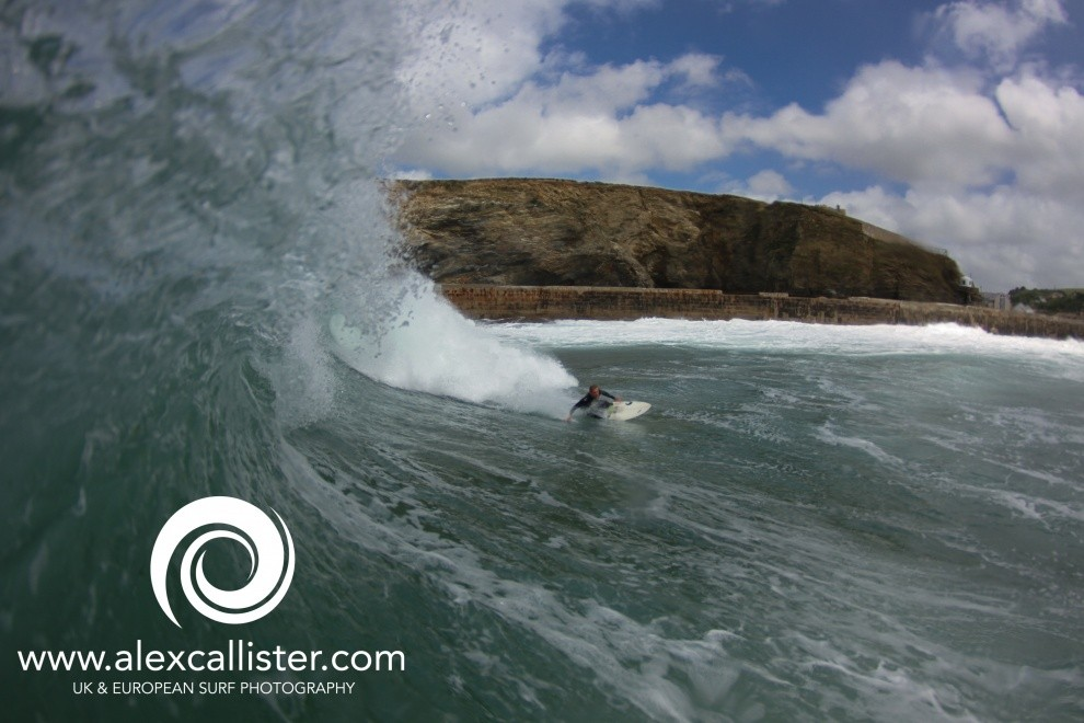 Alex Callister's photo of Portreath - Beach