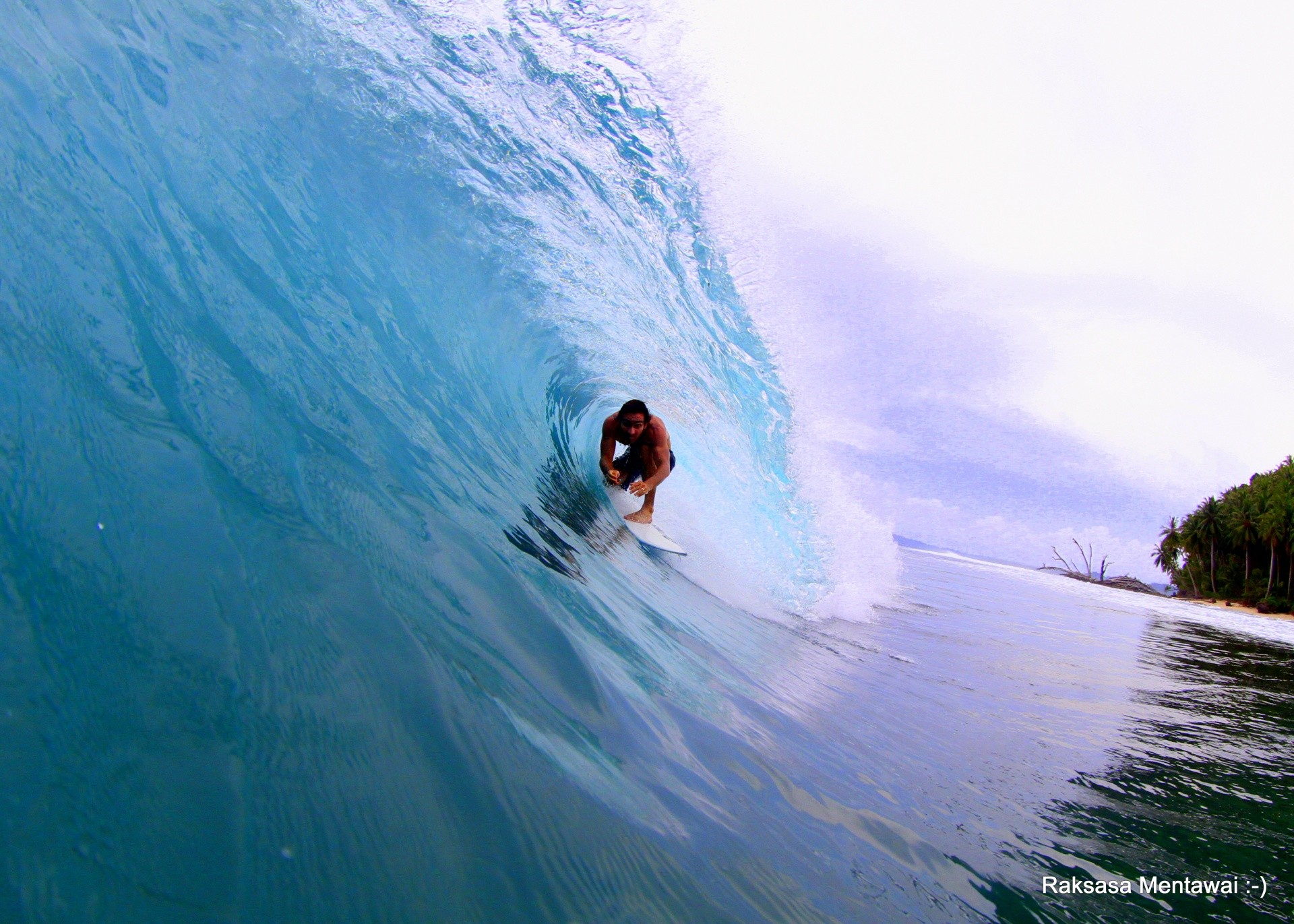 Rodney Odgaard/Raksasa Mentawai's photo of Pit Stops